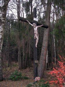 Kříž na památku obětí